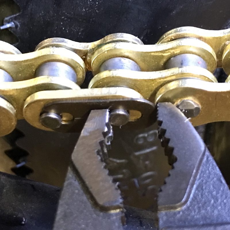 Updated: how to make chain master link clip pliers (cheap)