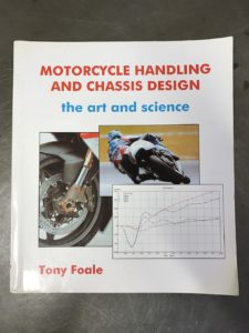 Motorcycle Handling and Chassis Design book