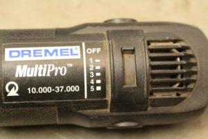 dremel multi speed switch