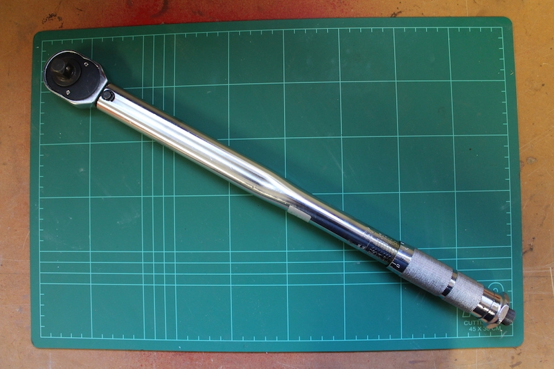 click-type torque wrench