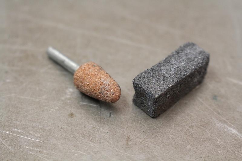 dremel dressing stone