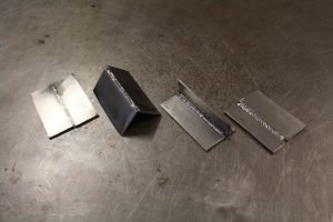 Different weld joints
