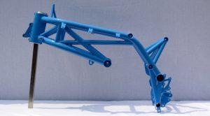 Custom SV650 frame