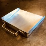 (3) Shop-built dustpan