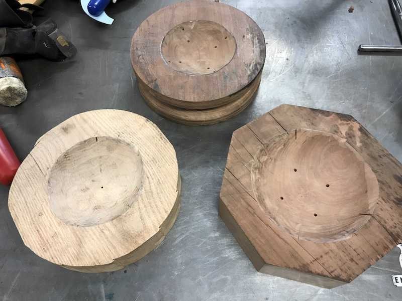 stump shrinking bowls