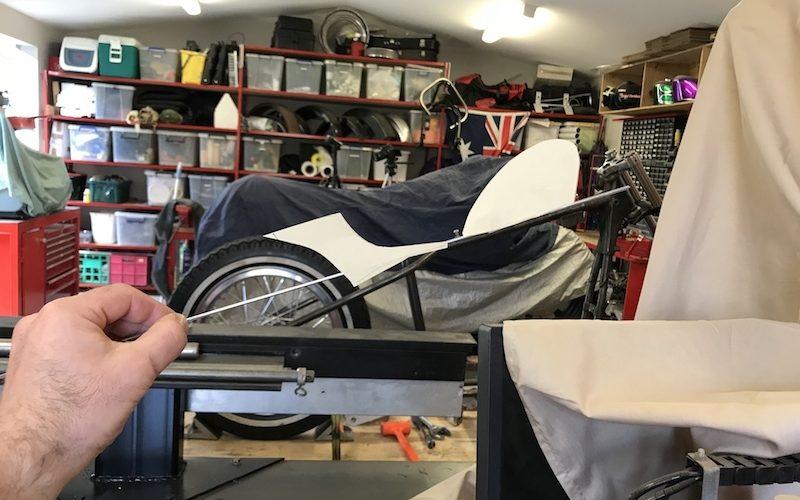 '78 Harley short chopper project #4