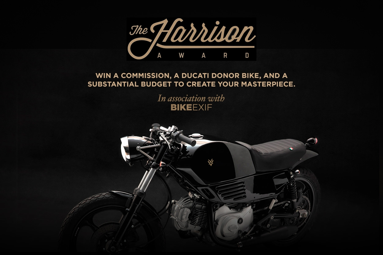 Harrison award build competition