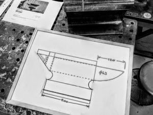 Anvil drawing