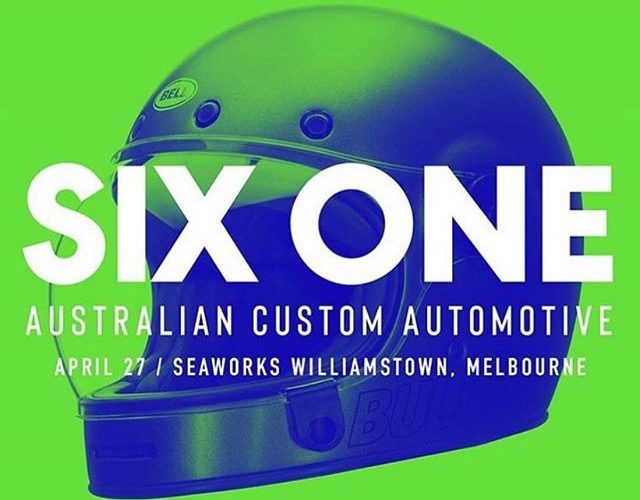 All my Melbourne custom car and bike homies – come check out this new show tomorrow in Williamstown ?